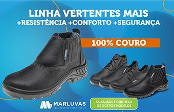 Marluvas - Linha Vertentes 100% Couro