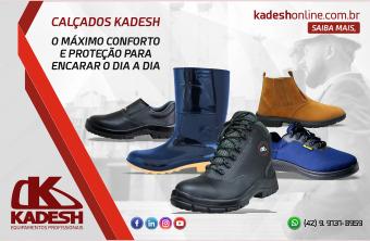 Kadesh - Calçados Kadesh o máximo de conforto